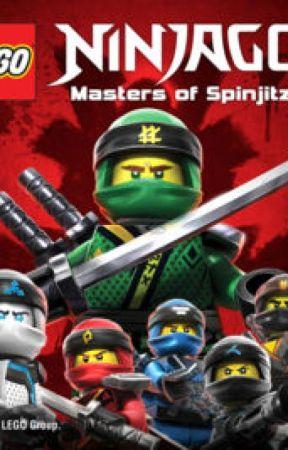 Lego Ninjago: The Shadow Ninja by JynxGal
