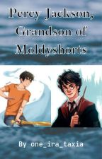 Percy Jackson Grandson Of Moldy Shorts by SydTheSloth2224