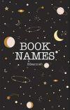 Book Names cover