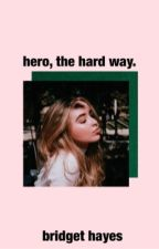 [hero, the hard way]↣ p. parker | t.s daughter  by itsdidge