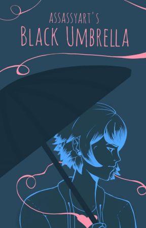 Black Umbrella by AstridOfBerk