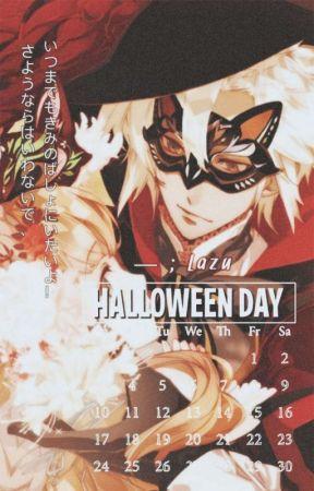 Halloween Day by vermilioz