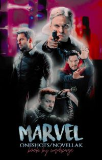 Marvel Oneshots/Novellák  cover