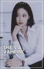 she's a vampire //  satzu (completed) by pastafortzu