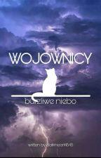 Wojownicy. Burzliwe Niebo by Darkheart4848