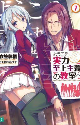 Youkoso Jitsuryoku Shijou Shugi Vol 7