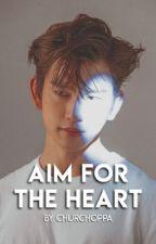 Aim For The Heart » jjp by churchoppa
