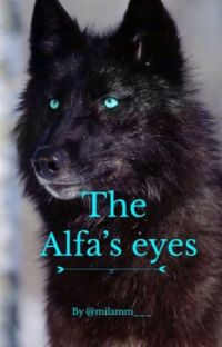 The Alfa's eyes  cover