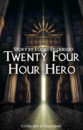 24-Hour Hero by lucascfigueiredo