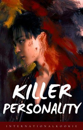 Killer Personality (JENMIN) by internationalkookie