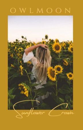 Sunflower Crown | account & me by crayonowl