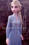 Elsa x Reader Shots cover