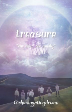 treasure (pirate!au) ➵ ateez by monxtinydream