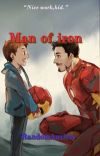 Man of Iron *HIATUS* cover