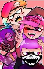 Splatoon Manga Boys X Fem Reader  by skater_squid