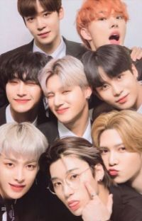 《ateez comics》 cover