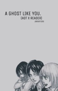 A Ghost Like You [AOT x Reader] cover