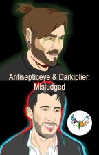 Anti and Dark: Misjudged by graphic-hawk