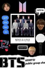 ARMYS ! public group chat for ARMYS by AyeItsNicoleee