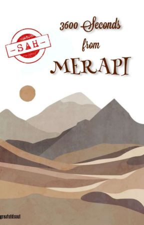 3600 Seconds from Merapi by greatoldsoul