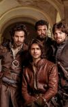 The Musketeers Imagines cover