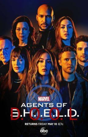Agents Of D.O.O.L by zainab12378