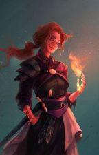 La fille de feu by Kirio74