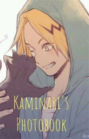 ♪ Kaminari's photobook ♪ by ultra___denki