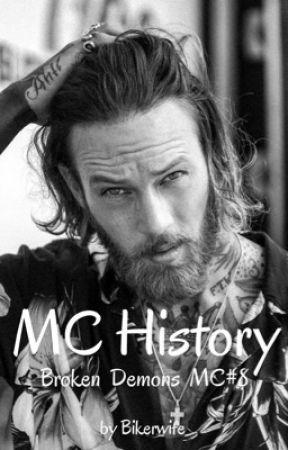 MC History (Broken Demons MC #8) by Bikerwife
