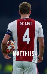 MATTHIJS- matthijs de ligt cover