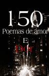 150 poemas de amor e dor  cover