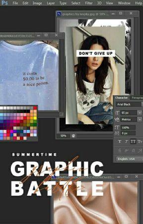 summertime ○ graphic battle by projectBandI