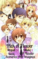 Pick a flower (scenario sequel story)  by Weird_Weeb_101