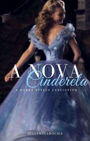 A Nova Cinderela - H.S by julianinarocha