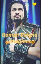 Roman Reigns Imagines by MadMacbookie