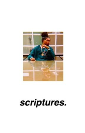 scriptures. // jahking by reallyreasha