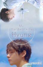 My Hardworking Hyung • Vkook Brothership ✔ by Crisyaika