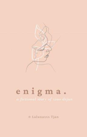 enigma • xiaojun ☑ by Lalunaxxx