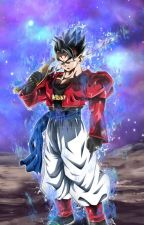 The Saiyan Hero(Izuku x Momo) by ItsAnimeDealWithIt