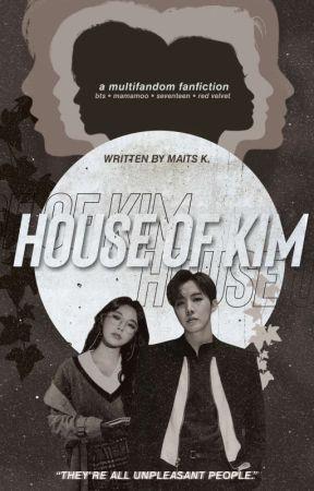 House of Kim ✓ by procrastinity