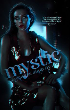 MYSTIC;  A GRAPHIC SHOP 2 [CLOSED FOR CU] by -SCARLETWITCHES