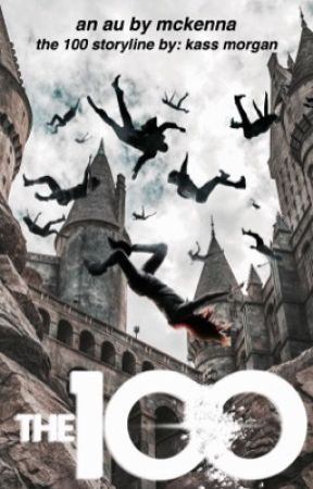 The 100: Journey to Hogwarts. by crownedrevival