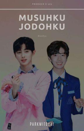 Musuhku Jodohku √ WonKyu + Pdx101 by ParkMitsuki