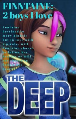 Nektons fontain nackt die The Deep