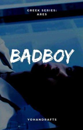 BAD BOY. kim yohan by yohandrafts