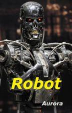 Robot by Aurora808