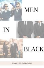 {MIB}AGENT M AND AGENT H | A MISSION by WRITE_EVERYTHING