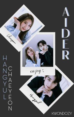 Aider ㅡHangyul | Chaeyeon by kwondozy