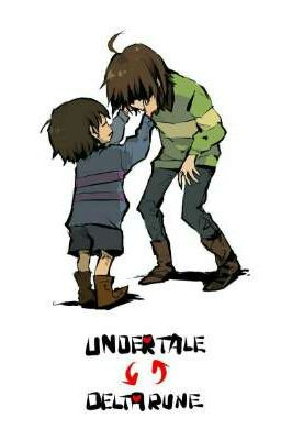 Xả ảnh Undertale/Deltarune!!