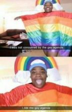 Dumb Questions LGBTQ+ People Get by Hollyheart1